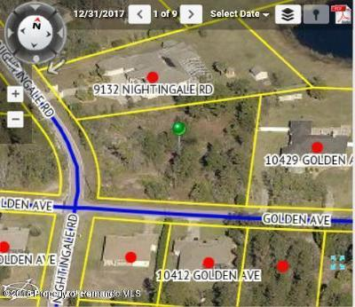 Residential Lots & Land For Sale: Nightingale Road