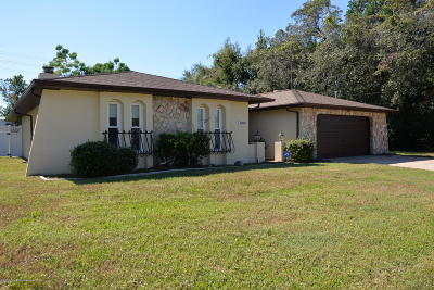 Spring Hill Single Family Home For Sale: 5036 Caldwell