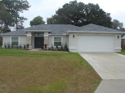 Single Family Home For Sale: 10424 Gifford Drive