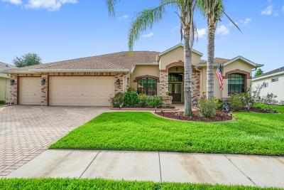 Brooksville Single Family Home For Sale: 4059 Gevalia Drive
