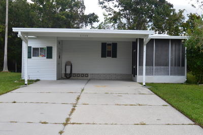 Spring Hill Mobile/Manufactured For Sale: 5139 Forest Glenn Drive