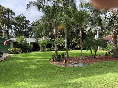 New Port Richey Single Family Home For Sale: 6927 Copperfield Drive