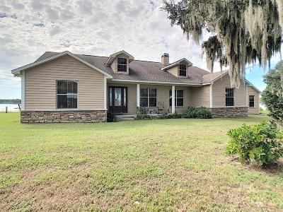 Brooksville Single Family Home For Sale: 24480 Mondon Hill Road