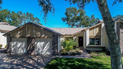 Weeki Wachee Single Family Home Active - Under Contract: 7546 Heather Walk Drive