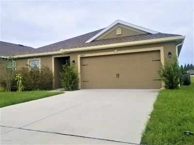 Brooksville Single Family Home For Sale: 30851 Water Lily Drive