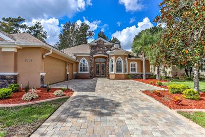 Brooksville Single Family Home For Sale: 5003 Gevalia Drive