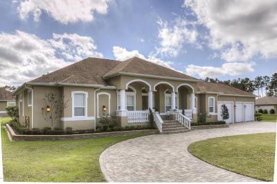 Weeki Wachee Single Family Home For Sale: 9553 Whisper Ridge Trail