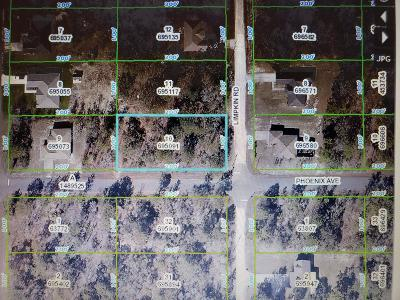 Residential Lots & Land For Sale: Phoenix Avenue