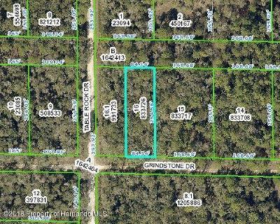 Webster Residential Lots & Land For Sale: Grindstone