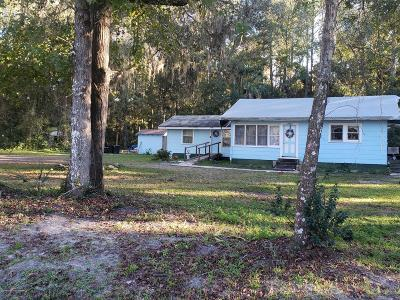 Brooksville Single Family Home For Sale: 19468 Vfw Road