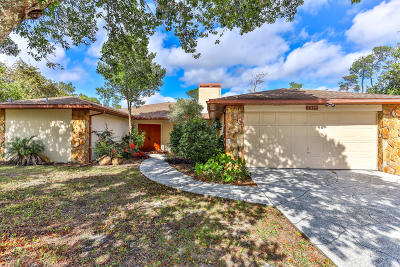 Weeki Wachee Single Family Home Active - Under Contract: 7399 Jomel Drive