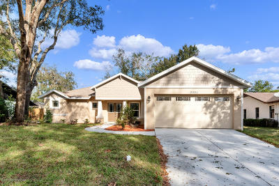 Brooksville Single Family Home For Sale: 31251 Stoney Brook Drive