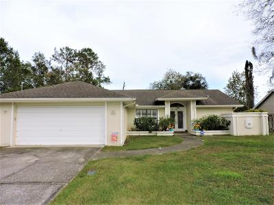 Spring Hill Single Family Home For Sale: 3424 Dow Lane
