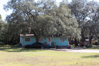 Spring Hill(Pasco) Mobile/Manufactured For Sale: 17644 Maggie Court