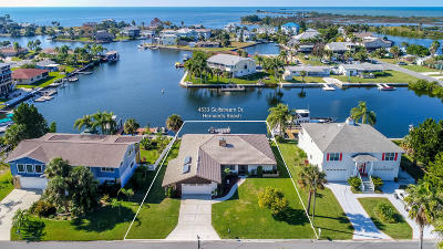 Hernando Beach Single Family Home Active - Under Contract: 4533 Gulfstream Drive