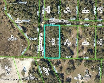 Ridge Manor Residential Lots & Land For Sale: Mocker Nut Drive
