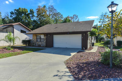 Homosassa Single Family Home For Sale: 3 Fairwoods Court