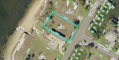 Hernando Beach Residential Lots & Land For Sale: Flamingo Boulevard