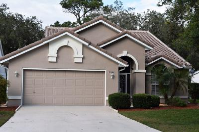 Weeki Wachee Single Family Home For Sale: 9387 French Quarters Circle