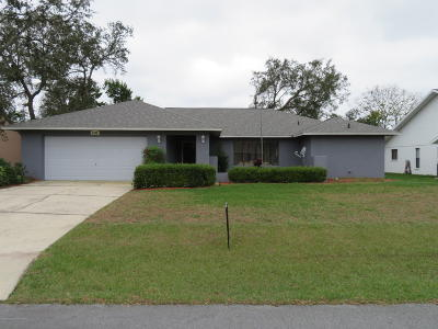 Spring Hill, Spring Hill(pasco), Springhill Single Family Home For Sale: 8166 Wysocki Court