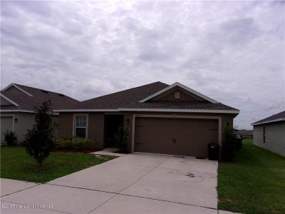 Brooksville Single Family Home For Sale: 30932 Satinleaf Run