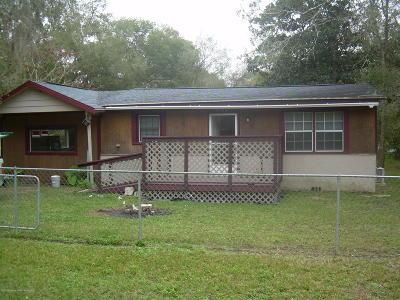 Brooksville Single Family Home For Sale: 9184 Dan Lynn Street