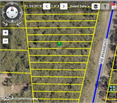 Residential Lots & Land For Sale: Treiman Boulevard