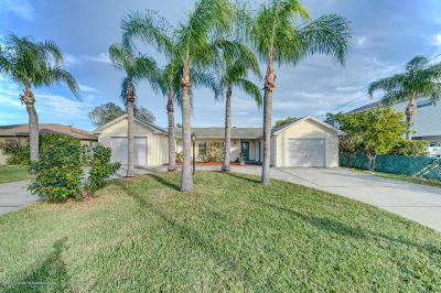 Hernando Beach Single Family Home For Sale: 4278 Columbus Drive