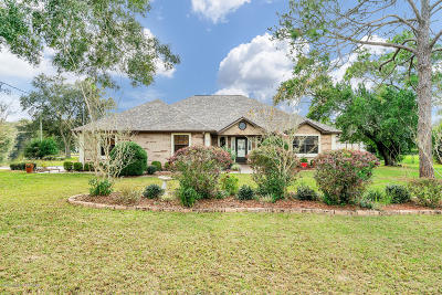 Ridge Manor Single Family Home Active - Under Contract: 5575 Fairway Drive