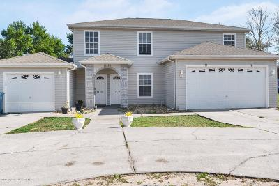 Spring Hill Single Family Home For Sale: 11780 Linden Drive