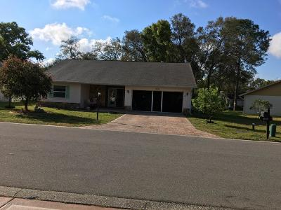 Spring Hill Single Family Home For Sale: 6438 Wedgewood Drive