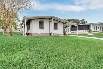 Brooksville Mobile/Manufactured For Sale: 8027 Eastern Cir Drive