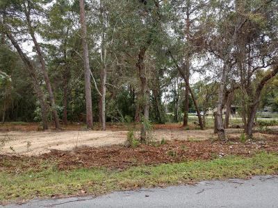 Spring Hill Residential Lots & Land For Sale: Pacific Avenue