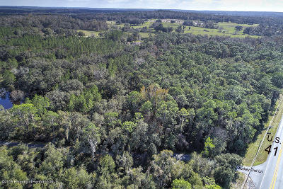 Brooksville Residential Lots & Land For Sale: Turkey Trot Lane