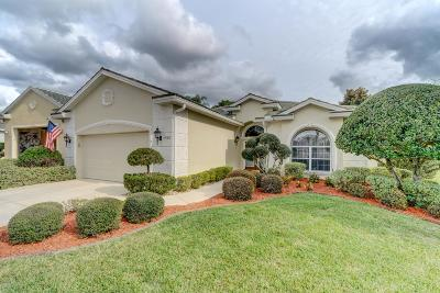 Weeki Wachee Single Family Home For Sale: 9183 Penelope