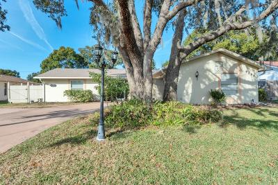 Spring Hill FL Single Family Home For Sale: $169,900