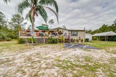 Weeki Wachee Mobile/Manufactured For Sale: 6441 Steuben Street