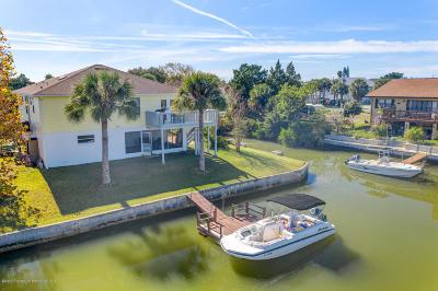 Hernando Beach Single Family Home For Sale: 4037 Orient Drive