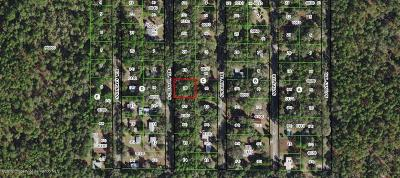 Inverness Residential Lots & Land For Sale: 2467 S Creason Terrace