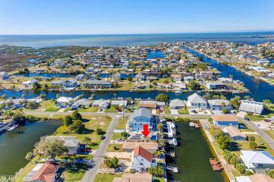 Hernando Beach Single Family Home For Sale: 3511 Casa Court