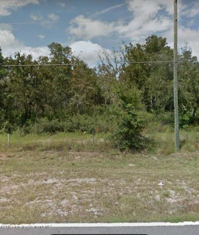 Weeki Wachee FL Residential Lots & Land For Sale: $1,950,000