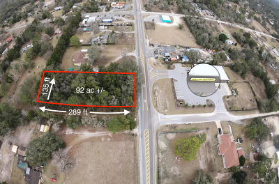 Spring Hill(Pasco) Residential Lots & Land For Sale: Shady Hills Road