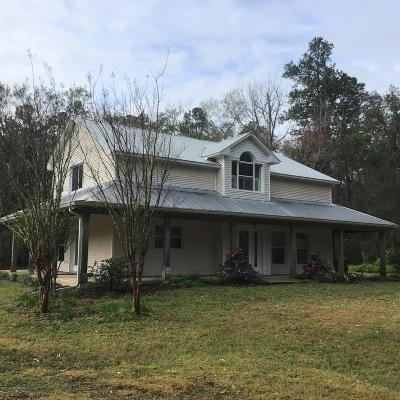 Brooksville Single Family Home For Sale: 4368 Neff Lake Road