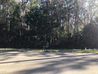 Homosassa Residential Lots & Land For Sale: 9800 W. Fishbowl Drive