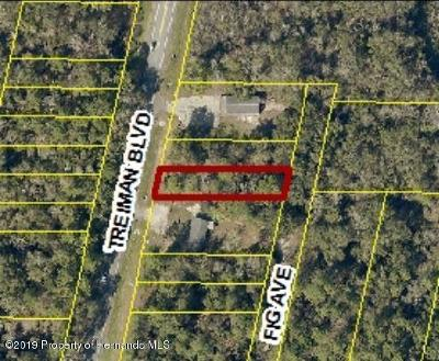 Ridge Manor Residential Lots & Land For Sale: Fig Avenue #Lot C61