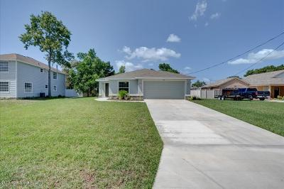 Spring Hill Single Family Home For Sale: 3197 Gibson Avenue