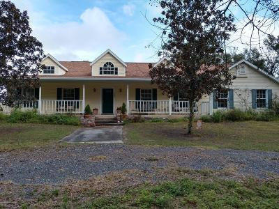 Brooksville Single Family Home For Sale: 3200 Hickory Creek Lane