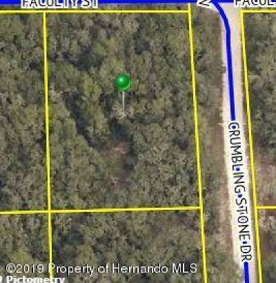 Webster Residential Lots & Land For Sale: Lot 4 Crumbling Stone Drive