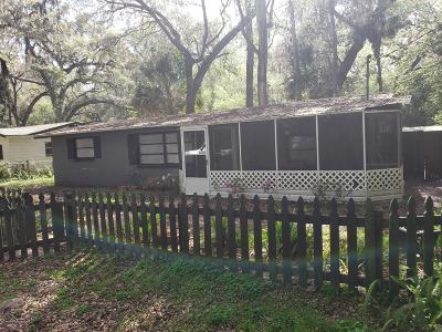 Inverness Single Family Home For Auction: 9278 E Wateroak Court