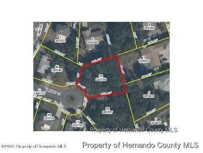 Residential Lots & Land For Sale: 6469 Trade Court